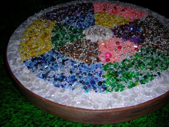 Jeweled treasure box - Sale 10% off