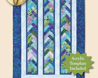 Quilt Pattern Beginner Pattern Quilts  Quilt in a Day Braid in a Day by Eleanor Burns EB1282