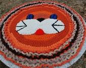 On sale,Lionet handmade circle rug