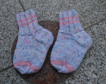 On sale,Handmade baby warm socks