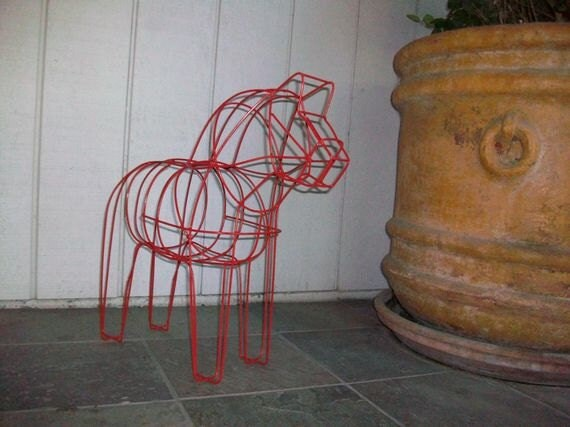Dala Horse Sculpture