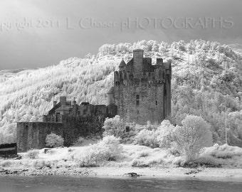 Eilean Donan Castle-Infrared