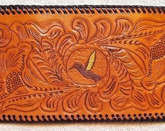 Handmade Leather Women's Wallet