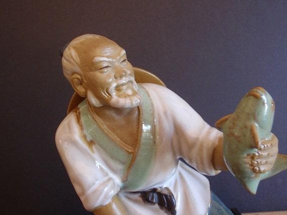 Sale-  Price Reduced-  Vintage Chinese Mudman
