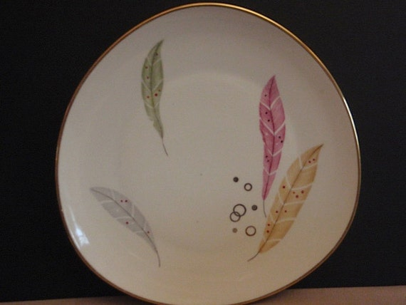 Price Reduced by 15.00 -- Mid Century Modern Winterling Plate  Now 25.00