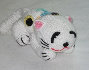 Crochet Japanese Cat