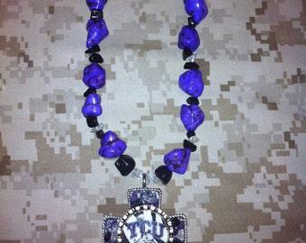 Custom TCU Necklace