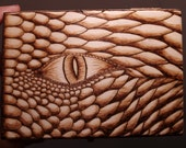 Dragonfury Pyrography box, promo item for Fury of Fire
