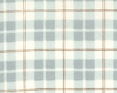Blue Plaid by Lilly and Will II Moda Fabric line