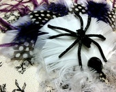 Unique halloween fascinator
