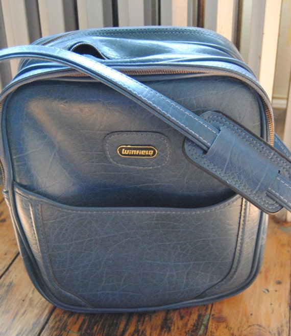 RESERVED for Annette Bauml - CLEARANCE - Vintage Winfield Travel Bag