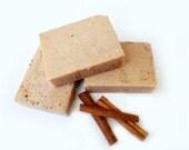 Cinnamon Leaf Handmade Natural Soap 5 oz. AVAILABLE JUNE 13