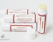 Peppermint & Cocoa All Natural Lip Balm .15 oz Tube