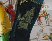 Christmas stocking, Magi