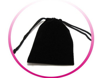 cheap price velvet pouches for jewelry, gift, etc.