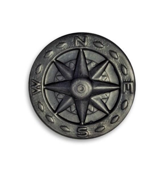 Compass Decorivet 26mm - 2 Decorivets