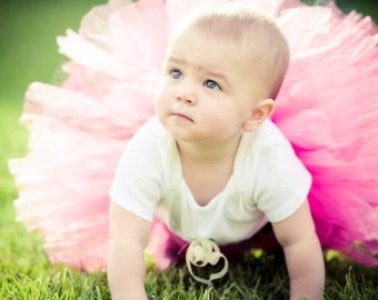 Custom Made Tutu - Size 6M-2T - You pick colors