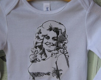 Dolly Parton Girls Shirt