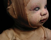 Altered dead baby zombie doll-Mummy's Boy