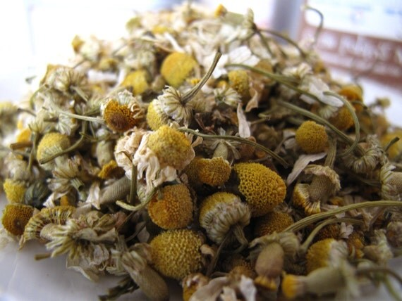 Organic Chamomile Loose Leaf Tea