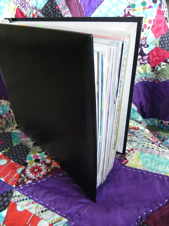 CUSTOM 8x8 Scrapbook Album, 20 pages