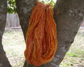 Summer Dreams Orange Tweed Yarn