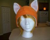 Fleece Cat Hat Custom