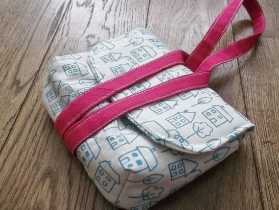 camera case wristlet, purse, pouch, Summersville