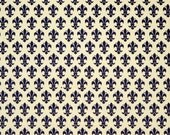"Italian Paper - CARTA VARESE Design B24 - ""Lilie blau 2"""