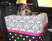 Custom Dog Car Seat - Medium