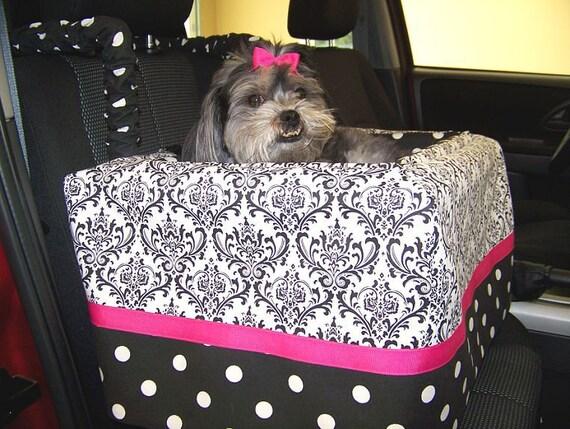 Custom Dog Car Seat Small By Fancyfido On Etsy