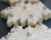 No Snowflake is Alike Hand Decorated Sugar Cookies