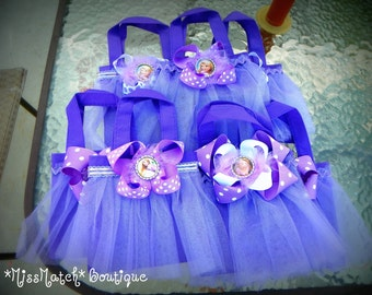 15 Rap and 5 Pascal Rapunzel Party Bags/Favor Bag/Totes Pascal Many available