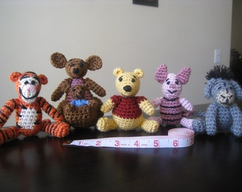Ravelry: Kangaroo Amigurumi Stuffed Toy pattern by Tatiana