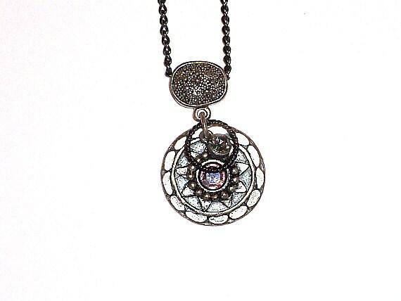 Celtic Sun Circle Necklace