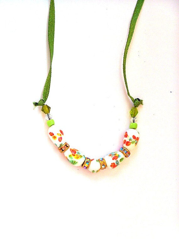 Healing Beaded Necklace
