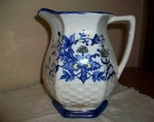 Country Basket-WeavePitcher