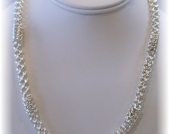 Chain Maille Mix It Up Necklace
