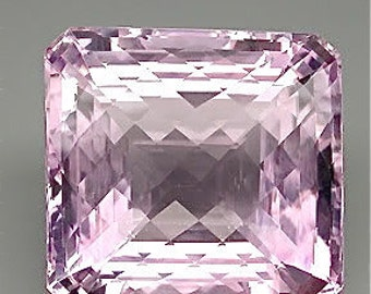 100 % natural unheated drilled pink amethyst 63.86 cts