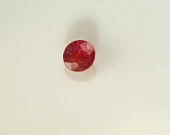 100% natural ruby unheated/untreated from Pakistan