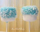 jumbo marshmallow pops 1 dozen