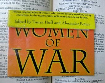 Book Cover Wallet: Women of War