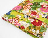 Asian Flower iPad 2 Case, iPad 3 Case - Very Colorful And Cute.