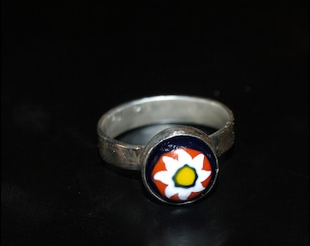 Blossom... - The Sterling Silver Ring