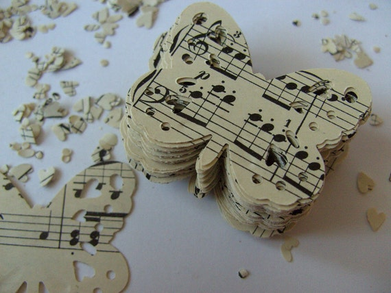 Making paper song