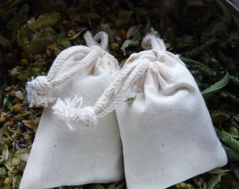 Muscle Saver Blend Herbal Bath Tea Bags