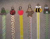 Ribbon Poster Holders for the Classroom/Hairbow Holder