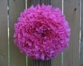 """12"""" Indoor/Outdoor Wreath --- Cotton Candy"""