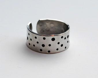 SALE Dot Ring