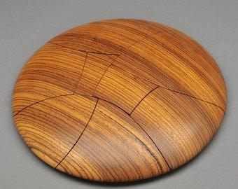 Vintage Handmade Wooden Puzzle
